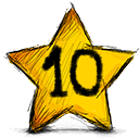 10 stars