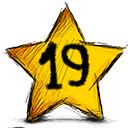 19 stars