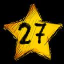 27 stars